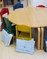 Kindergarten Tables