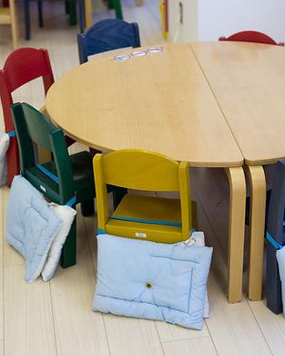 Kindergartentische