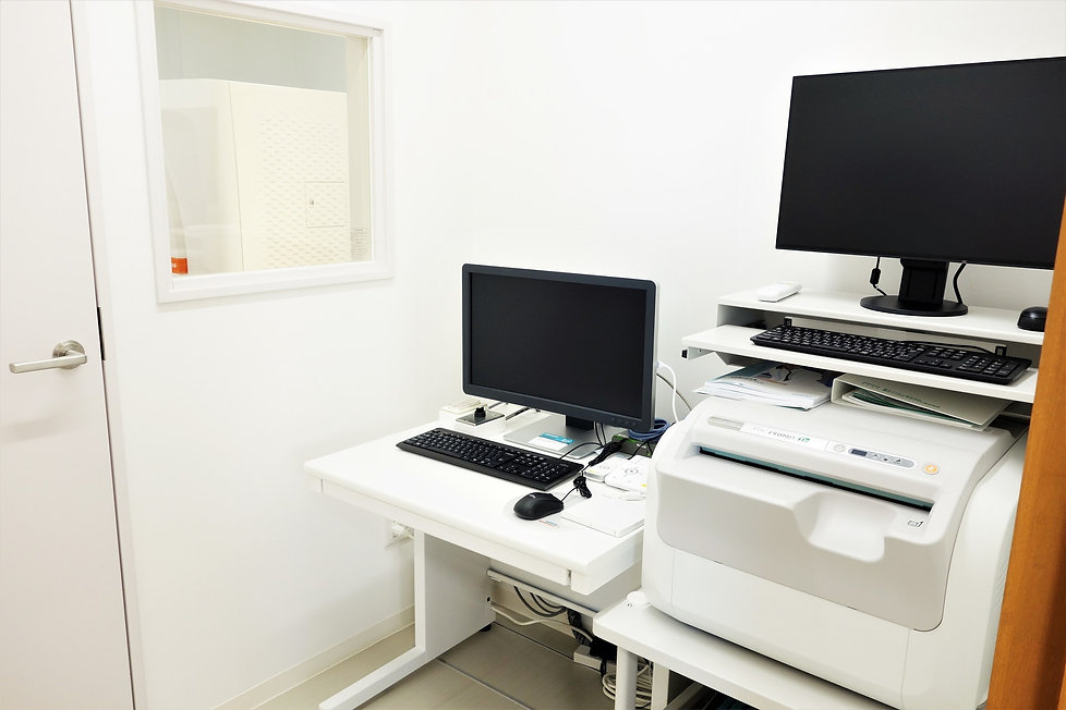 病院 操作室