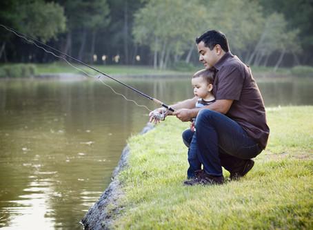 Morska aktivnost, pecanje ribe