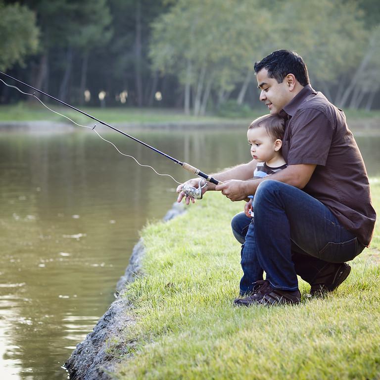 Día de pesca - Lake Artemesia