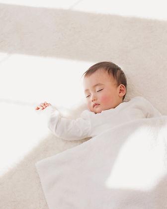 Sleeping Baby, baby nurse