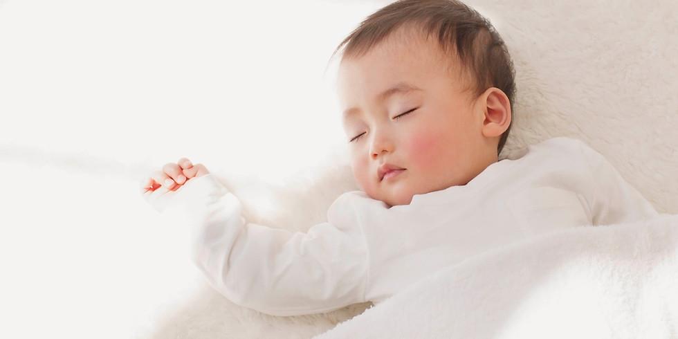 Atelier sommeil bébé de 0 à 6 mois