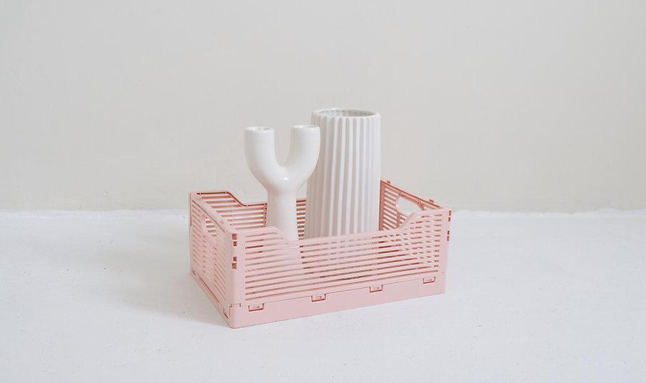 White Flower Vases
