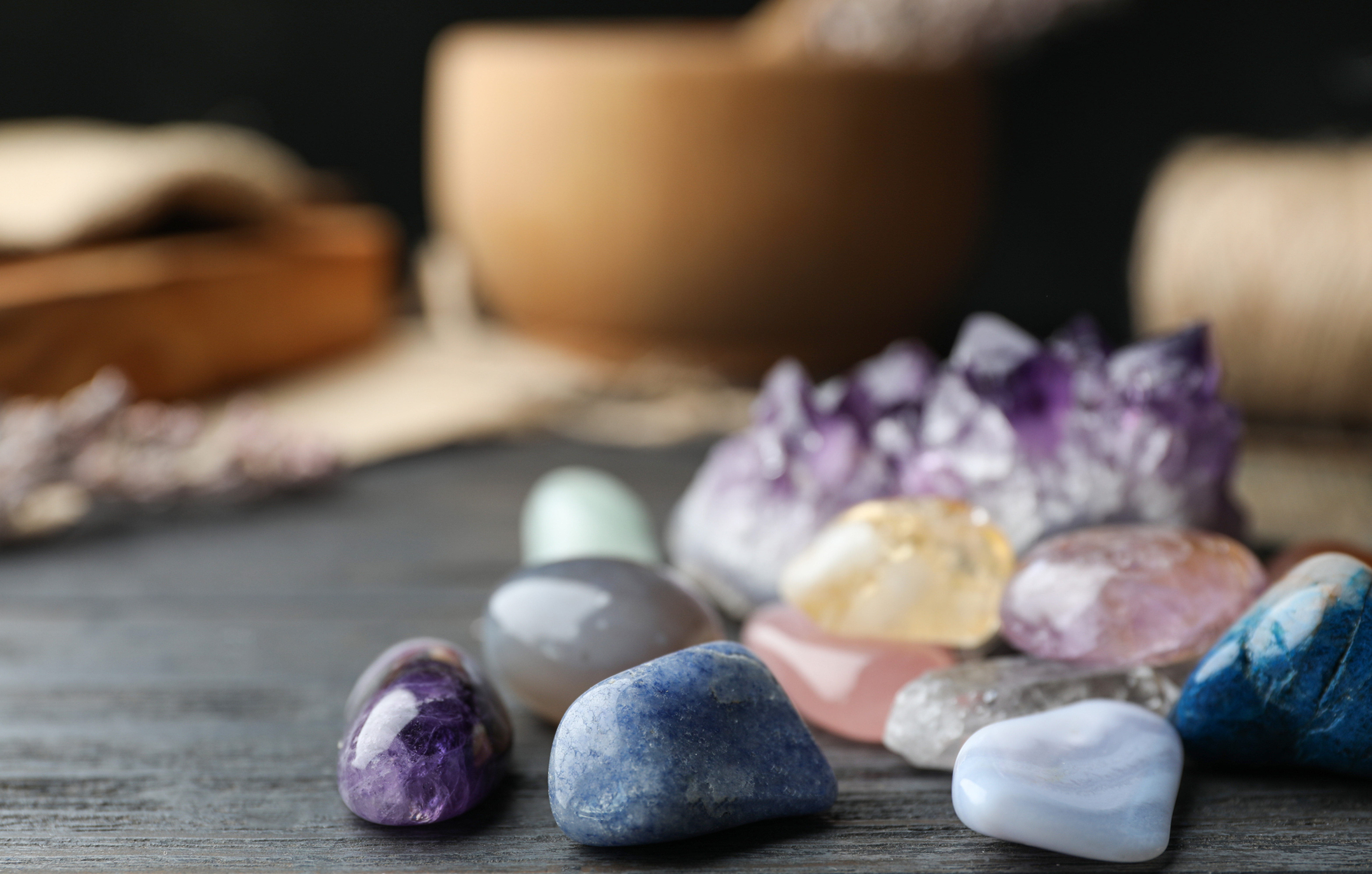 Oracle Reading with Energy Healing