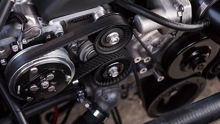 Cinghia del motore