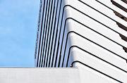 ビルの外装デザイン