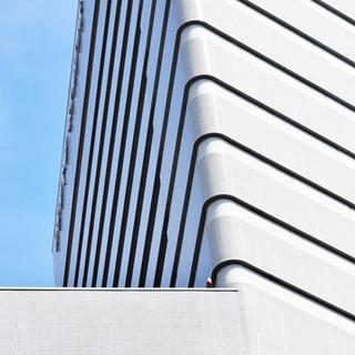 Diseño exterior del edificio