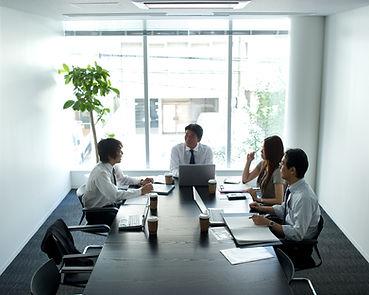 ประชุมธุรกิจ