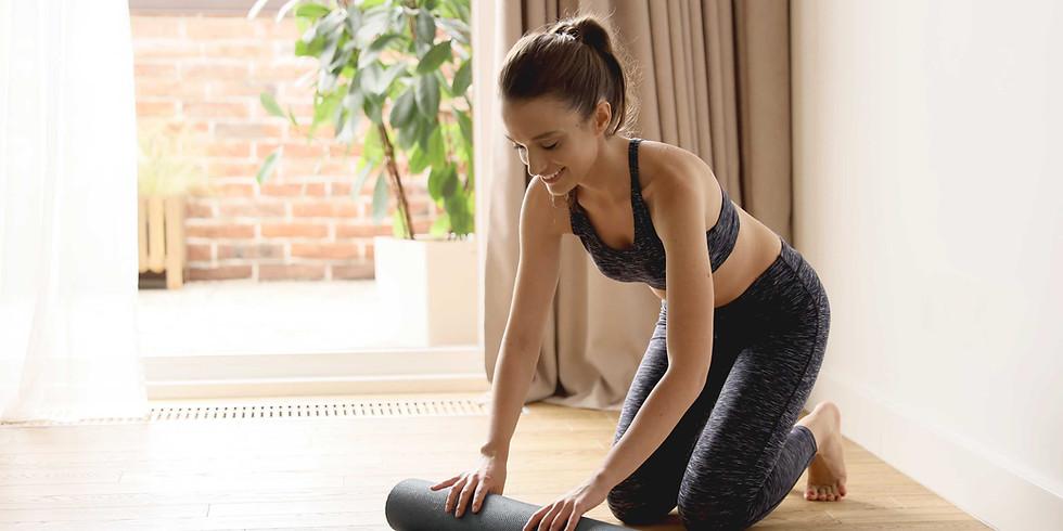 Yoga Workshop for Beginner's - Yoga Starts Here (Live Stream)