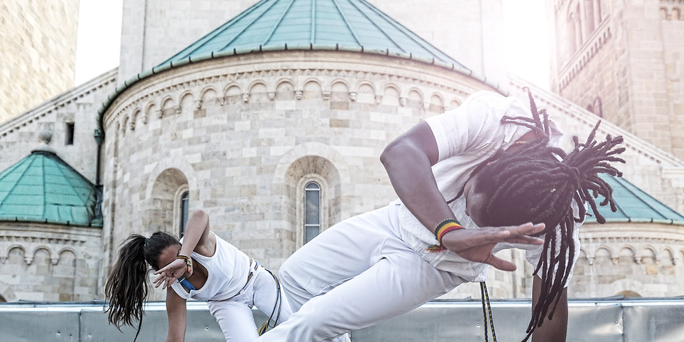 Capoeira Angola: Movement Training - All Levels
