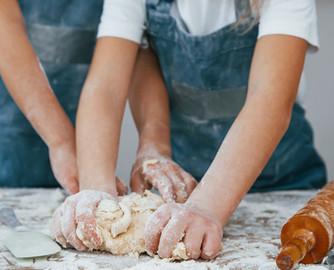 Workshop taarten bakken