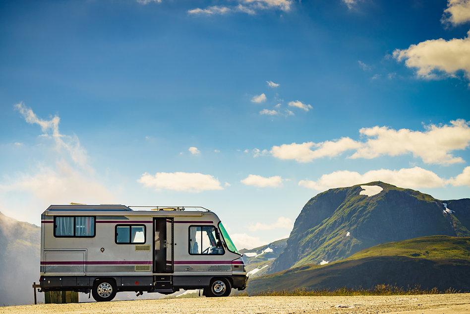 Camping i villmark