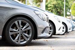 Automotive inventory Photography