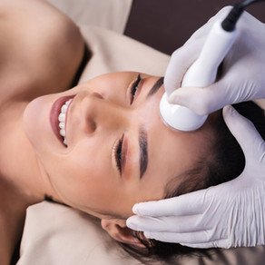 Effective Nutrients are delivered and infused deep into the skin, fading the effects of fine lines, wrinkles and age spots using ultrasound waves, also known to assist in lymphatic drainage, improve blood circulation, stimulate and promote healthy skin cell turnover and improve skin texture, tone and firmness.