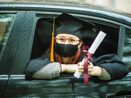 Being a Pandemic Grad