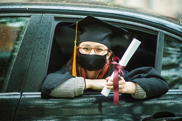 Graduation Car
