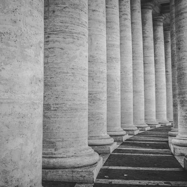 Columns, Bases, Plints
