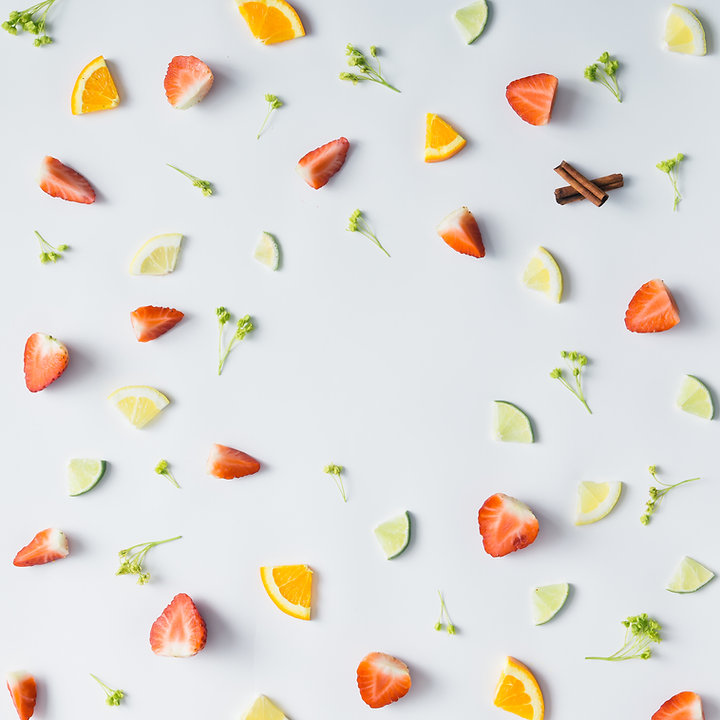 Fruits, alimentation saine, naturopathie, naturopathe, alimentation saine, nutrition, assiette colorée