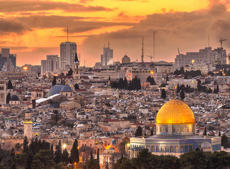 Israel at 70: Lessons for the Church – Part 1