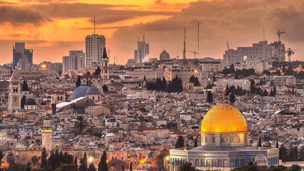 Israel Origins and Jordan Spiritual Journey 10 Days