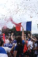 French Victory Celebration