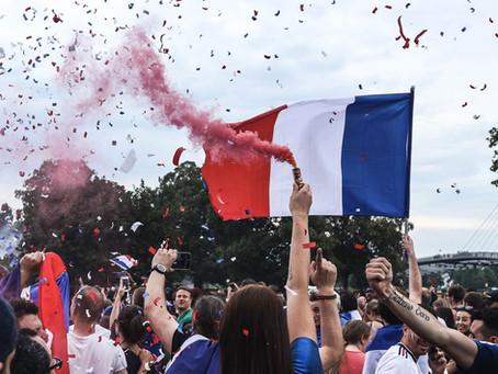 EURO de foot : France - Portugal