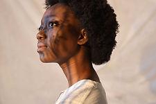 Shadow Profile Portrait