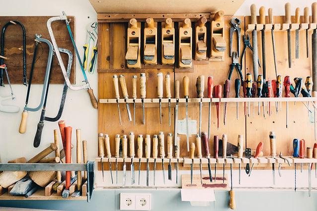 Werkstattwerkzeuge
