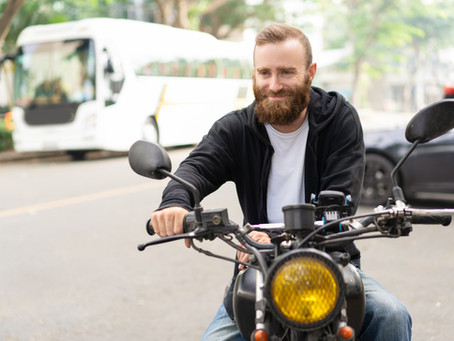 5 ways to secure your motorbike