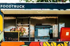 Camion alimentaire de secours