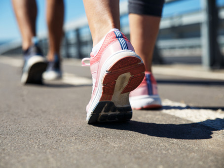 Walking for Wellness: How Walking Improves Your Body & Brain