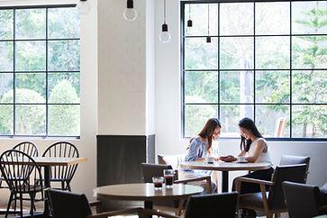 현대 커피 숍