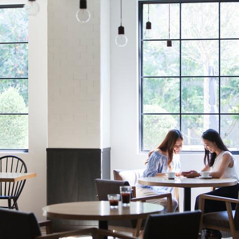 Modern Coffee Shop
