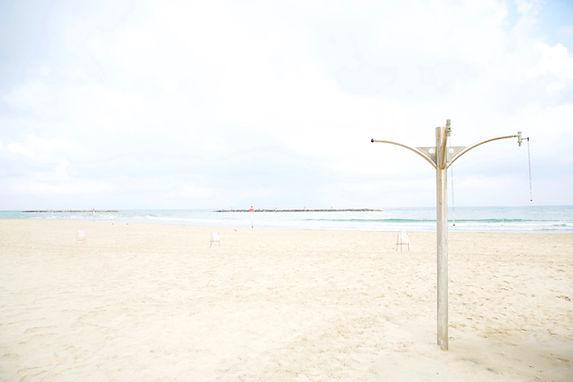 ビーチシャワー