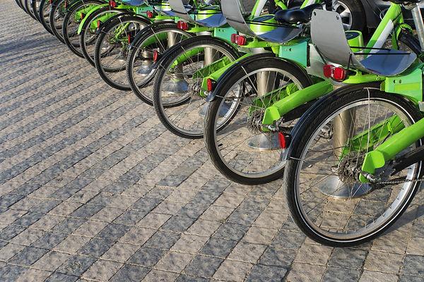 Rental Bicycle