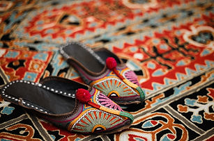 Tribal Slippers