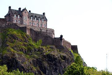 Castle on Cliffs