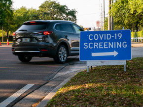 3 New Cases of COVID-19 Reported on Sunday