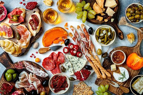 Anti Pasti Grazing Board for 2