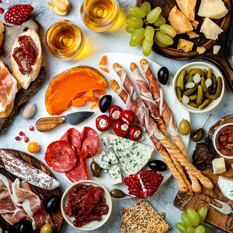 Kulinarische Reise - Spanien