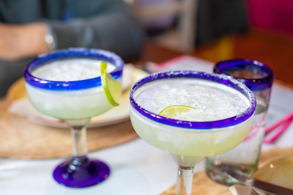 Margaritas to celebrate Cinco de Mayo in Downtown Denver at Blake Street Tavern