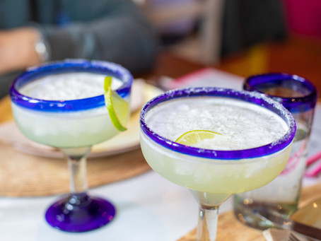 Tequila Tuesday  - Don't let the stress of the day work it's way into your night