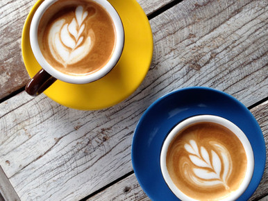 Specialty coffee every day? Yes, please
