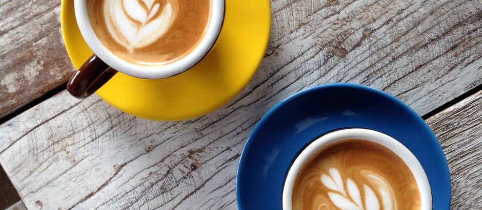 EN UTLENDING FORTELLER: KAFFE (A2)