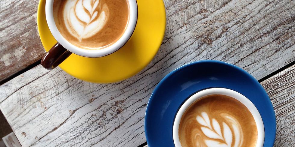 Virtual Coffee Morning 9