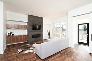 Hartholzboden Zimmer