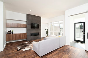 Hardwood Floor Room