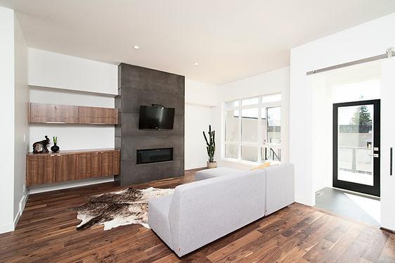 Hardwood Floor Room interior design
