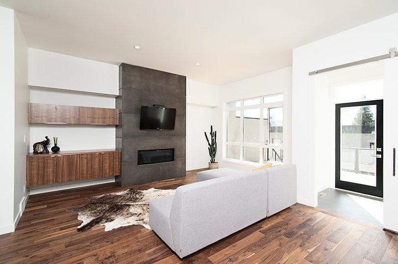 Hardwood Floor Room